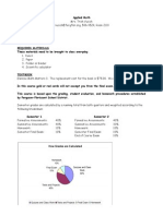 applied math syllabus 2014-2015