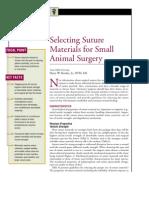 Suture Material