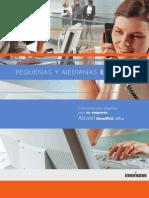 Alcatel OmniPCX Office Peq y Medianas Empresas