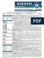 08.22.14 Game Notes