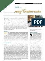 Veterinary Controversies