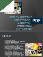 Neuromarketing Kinestesico – Marketing Emocional