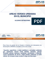 Definición Áreas Verdes Urbanas