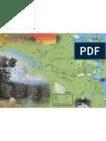 Cowichan Green Map Front