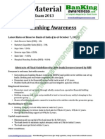 General Awareness Final for IBPS Exam 2013 Updated 16-10-13 Www.bankingawareness