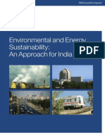 Environmental Energy Sustainability an Approach for India