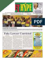 Street Hype Newspaper- August 1-18, 2014