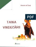 Mitropolitul Antonie de Suroj, Taina vindecarii