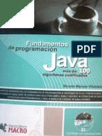 Fundamentos de Programacion Java - Ricardo Villalobos