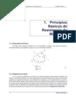 1-Principios Basicos de La Resistencia de Materiales