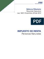 1Libro Reforma Tributaria IMPUESTO DE RENTA - Personas Naturales1.pdf