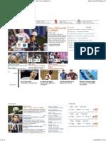 Football, Tennis, Formule 1, Rugby, Basket, l'Actualité Et Les Résultats en Direct