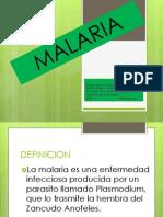 Malaria Ppt 1014