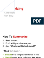 summarizing-review-2