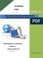 Manual Adm Fin 2011-II