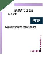 6.- Recuperacion de Hidrocarburos