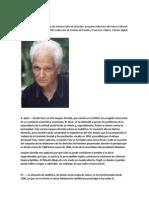 Jacques Derrida Justicia y Perdón