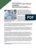 2014 Texto Sobre Agrotóxicos e Agricultura Orgânica