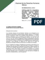 Recomendación 55-2013 Cndh (2) (1)