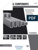 Thomson Movorail Components Catalog