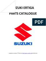 MGA Maruti Genuine Accessories Prices With Spare Part MGP