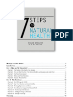 7 Steps to Natural Health