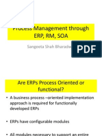 Session 8 ERP and BPM
