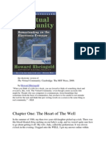 The Electronic Version of the Virtual Community by Howard Rheingold