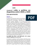 Corrado Música culta y política en Argentina 1930-1945.doc