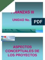 Finanzas III, Unidad I II Diapositivas