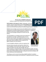 pv guru nabcep press release