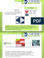 diapositivas COFIDE