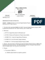 Supply Handbook
