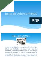 Bolsa de Valores PYMES