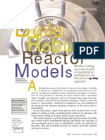 Build Robust Reactor Models