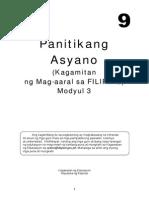 9 Filipino LM Q3