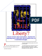 What is TRUE Liberty?