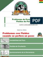 Problemas de Pozo con los Fluidos de Perforación.pptx