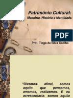 Apresentação Patrimônio histórico cultural São Francisco.pptx