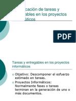 10 - Tareas y entregables en los proyectos.ppt