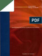 INTERPRETACION CONSTITUCIONAL - DIEGO EDUARDO LOPEZ MEDINA.pdf
