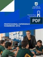 unisa eds prof exp handbook 2014 1