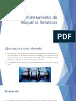 Alineamiento de Maquinas Rotativas - sin video.pptx