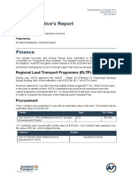 Item 8 Business Report August 2014