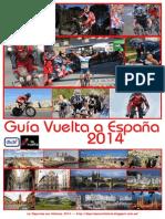 Ciclismo / Guía DcH Vuelta a España 2014