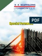 Special Formwork