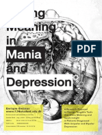 Mining Meaning in Mania and Depression