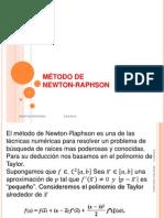 MÉTODO DE NEWTON RAPHSON.pptx