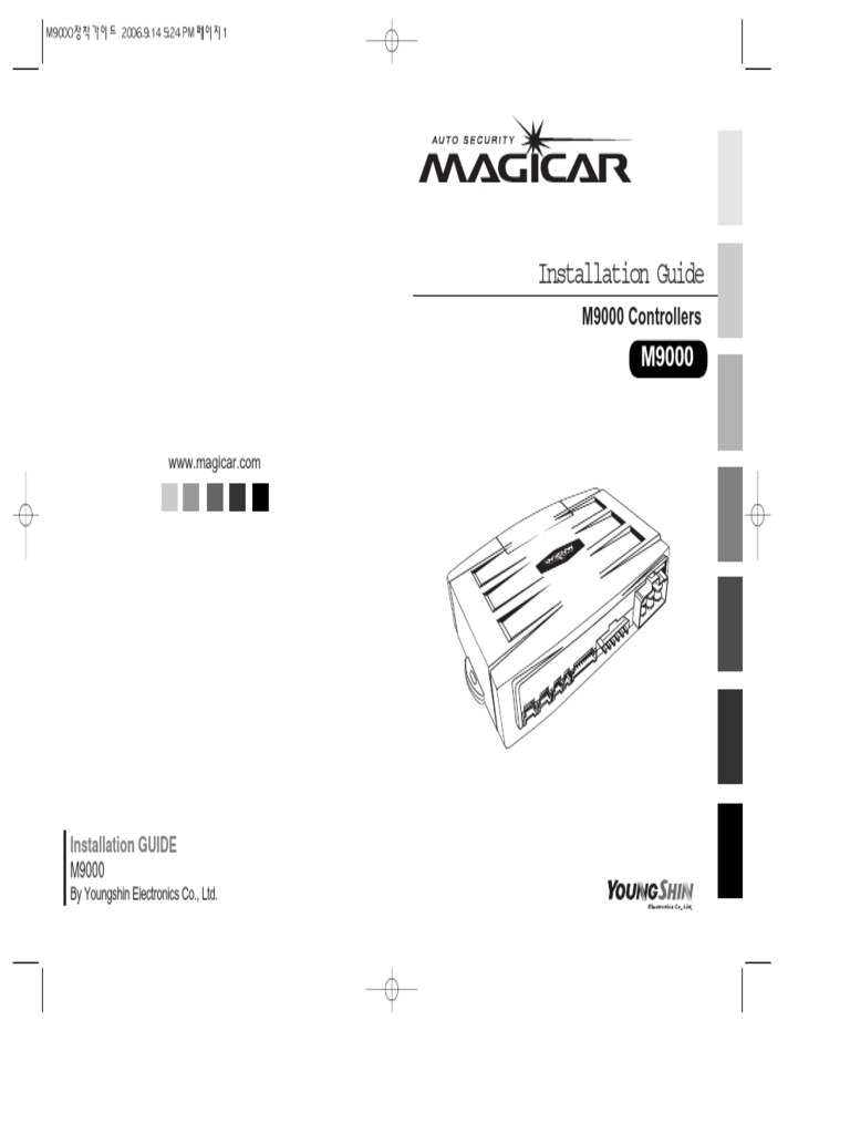 Magicar 9000B | Electrical Wiring | Ignition System on start stop control diagram, start stop service, start stop system, start stop motor control schematics, motor start circuit diagram, start stop engine, simple start stop diagram, push button start stop diagram, start stop battery diagram, electrical start stop circuit diagram, start stop timer, start stop station, start stop motor diagram, start stop bmw,