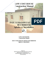 Low Cost House Construction Manual